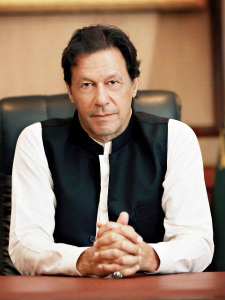 Prime Minister of Islamic Repulic of Pakistan - Imran Khan